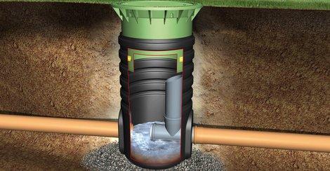 节流疏水器井,可承受人体/轿车重量